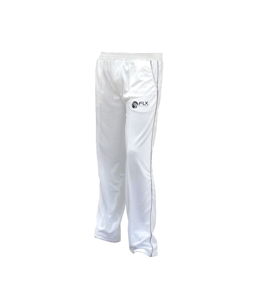 FLX Classic Cricket Trouser By Decathlon