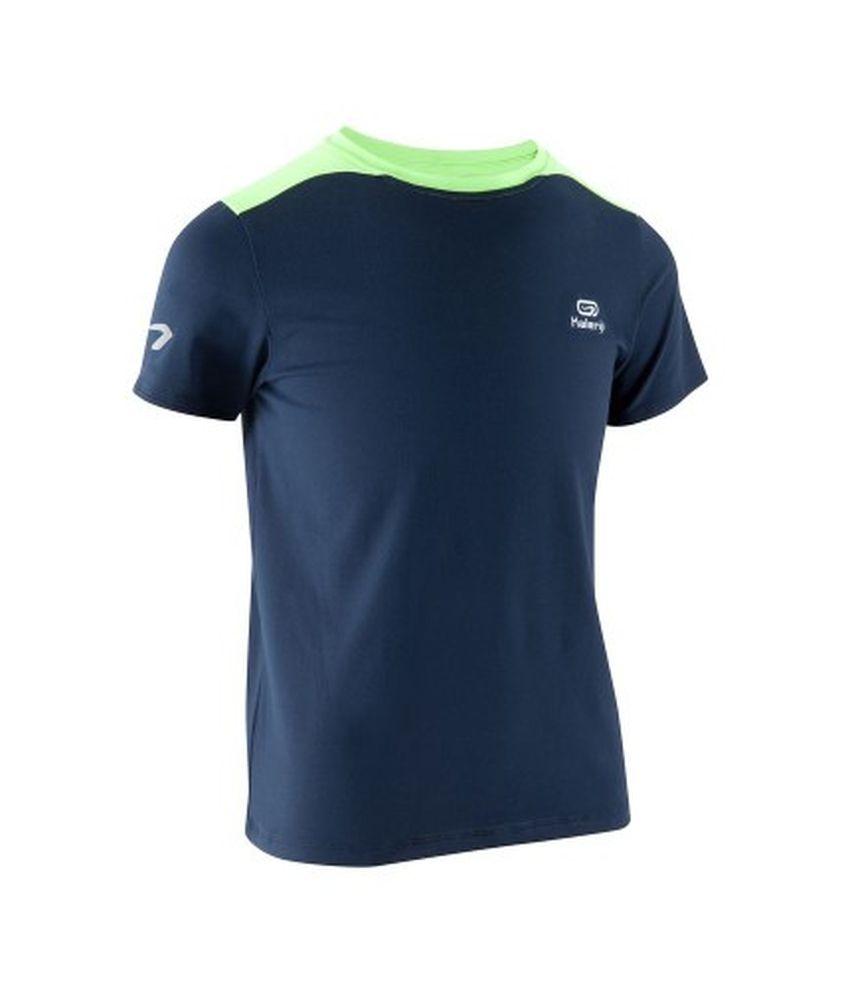 KALENJI Eliofeel Junior Running T Shirt By Decathlon