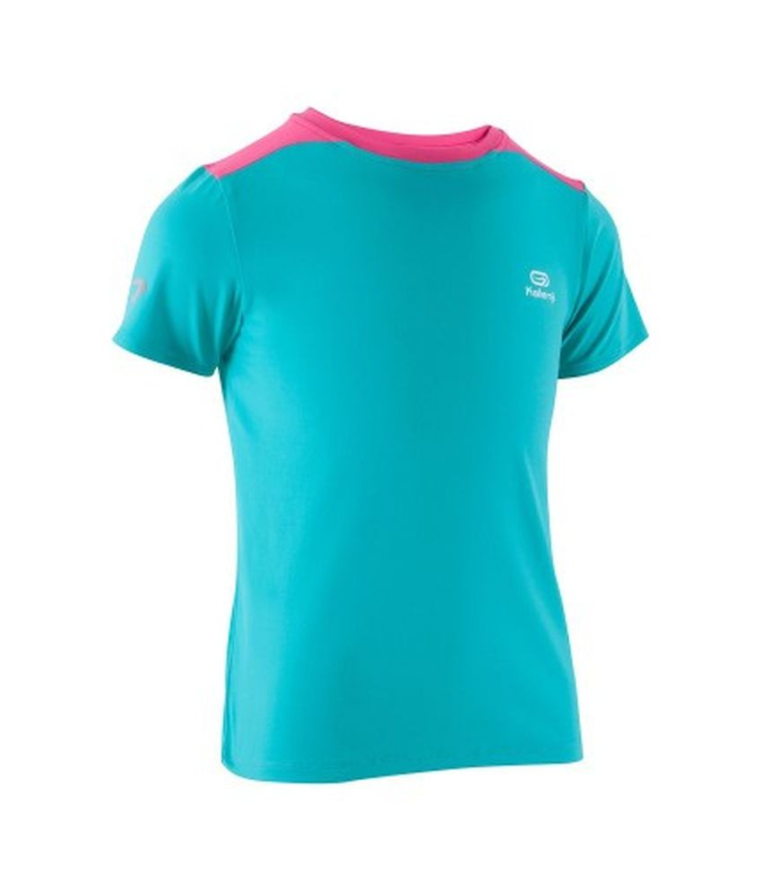 KALENJI Eliofeel Junior Running T Shirt By Decathlon