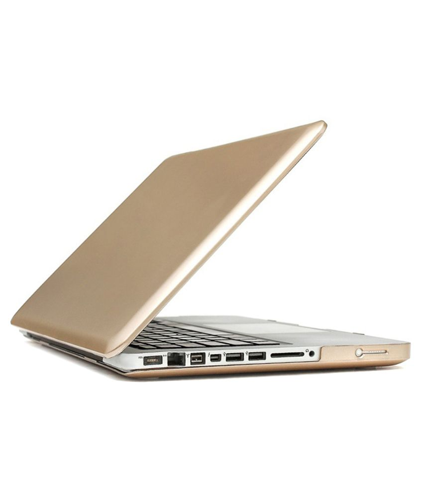 Pindia Laptop Skin For Apple Macbook Air 13 13 3-Golden