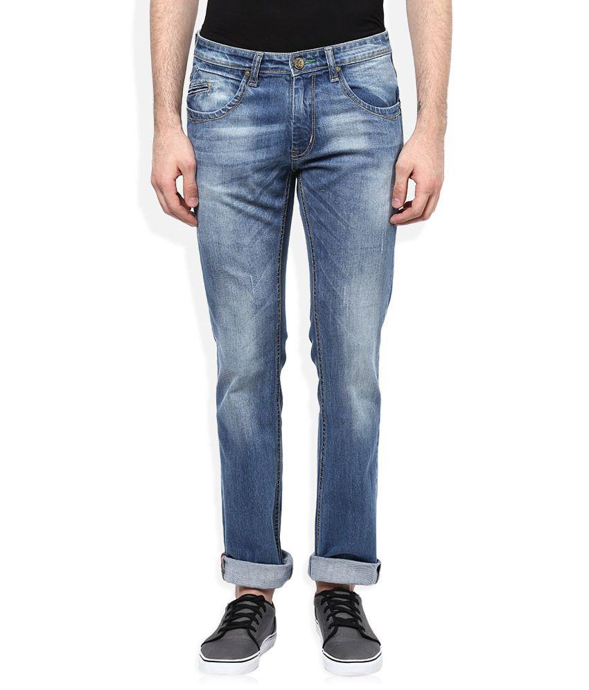Sin Blue Slim Fit Jeans