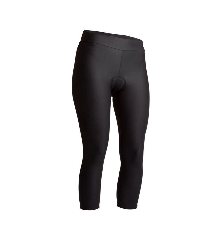 BTWIN Cycling Women's Tights 300 By Decathlon