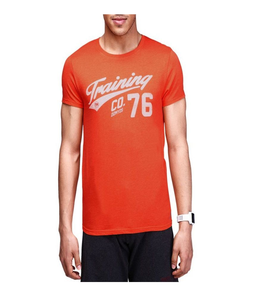 DOMYOS Opco Fw15 Men's Fitness Essential T-Shirt By Decathlon