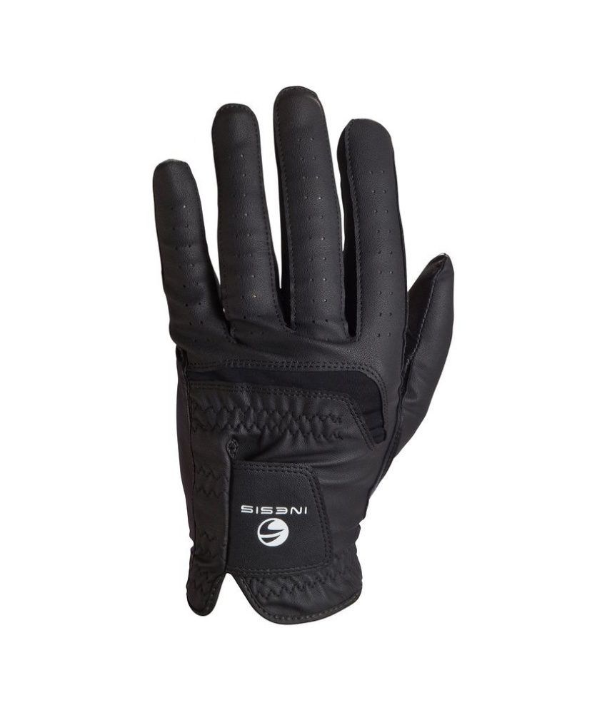 4e1e9af23ef INESIS Grip Glove Men s RH Golf Gloves By Decathlon Price in India ...