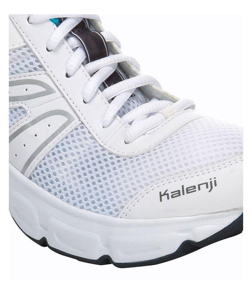 kalenji ekiden 50 white running shoes