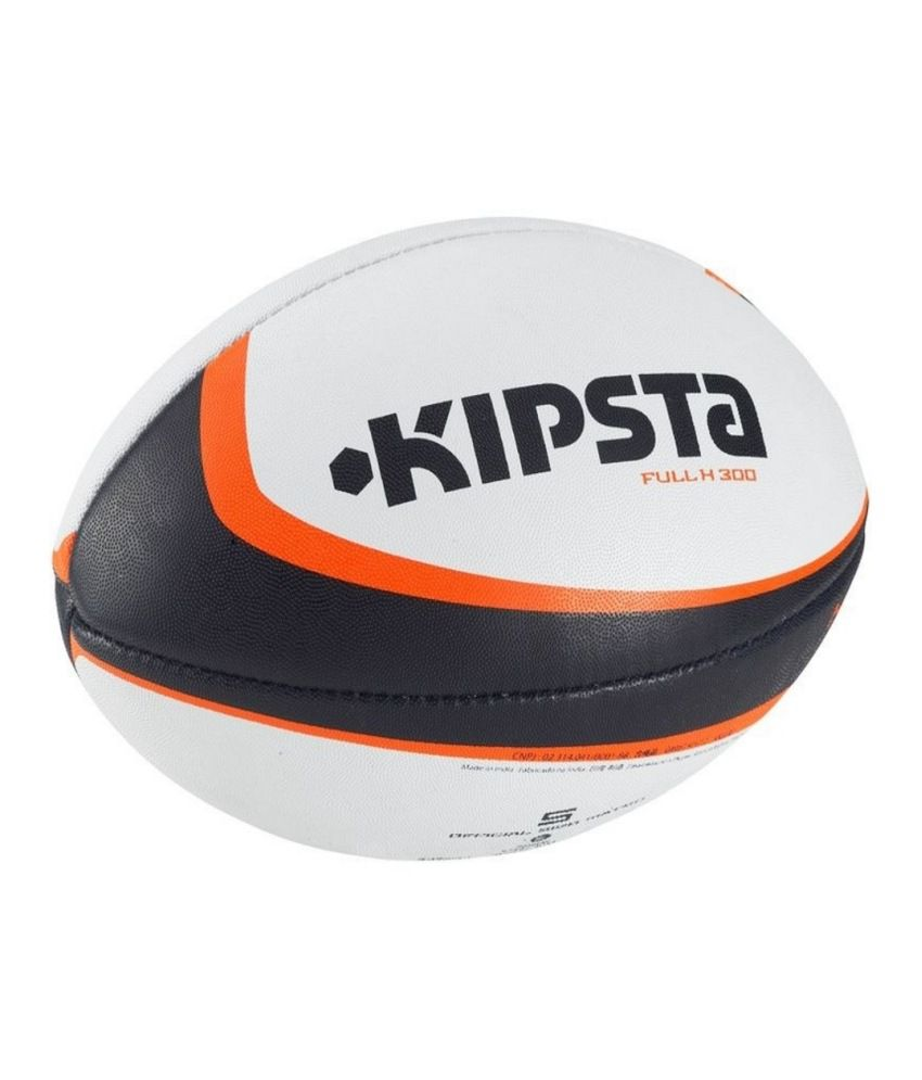 6ca2274517d15 KIPSTA Full H300 Rugby Ball By Decathlon: Buy Online at Best Price on  Snapdeal