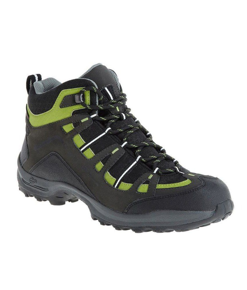 64583283269faa QUECHUA Arpenaz 100 Mid Men s Waterproof Hiking Boots By Decathlon ...