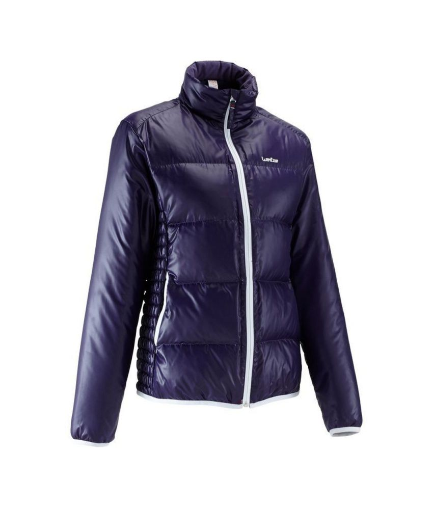 QUECHUA Arpenaz 100 Women's Hiking Down Jacket By Decathlon
