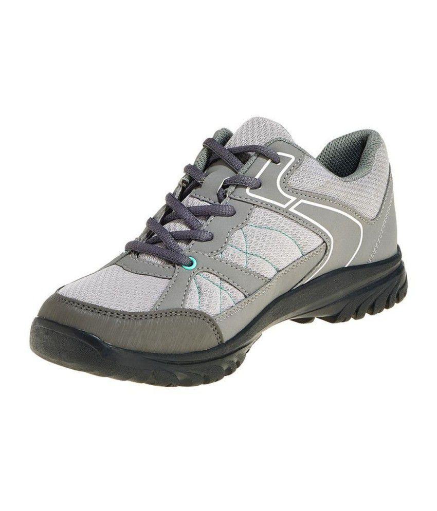 Arpenaz  Mid Men S Hiking Shoes Black