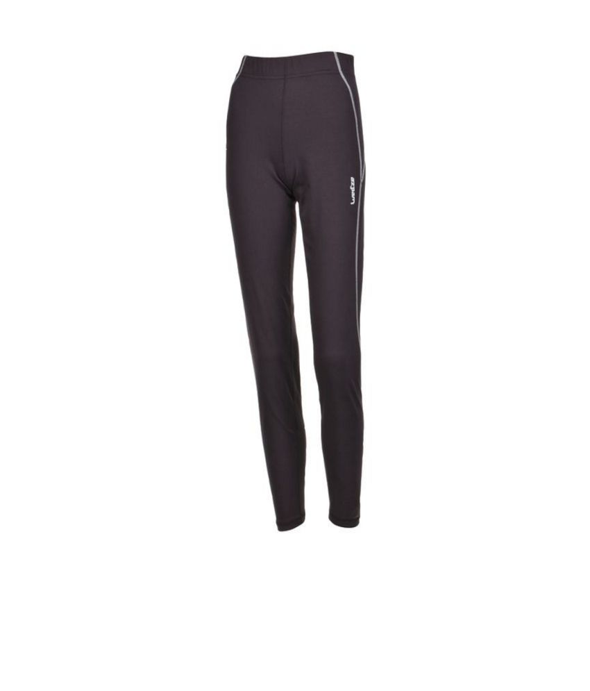 WEDZE Flowfit Women's Skiing Base Layer Trousers By Decathlon