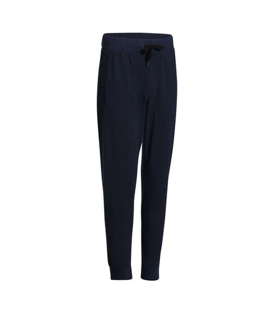DOMYOS Comfort Plus Slim Men's Fitness Trousers By Decathlon