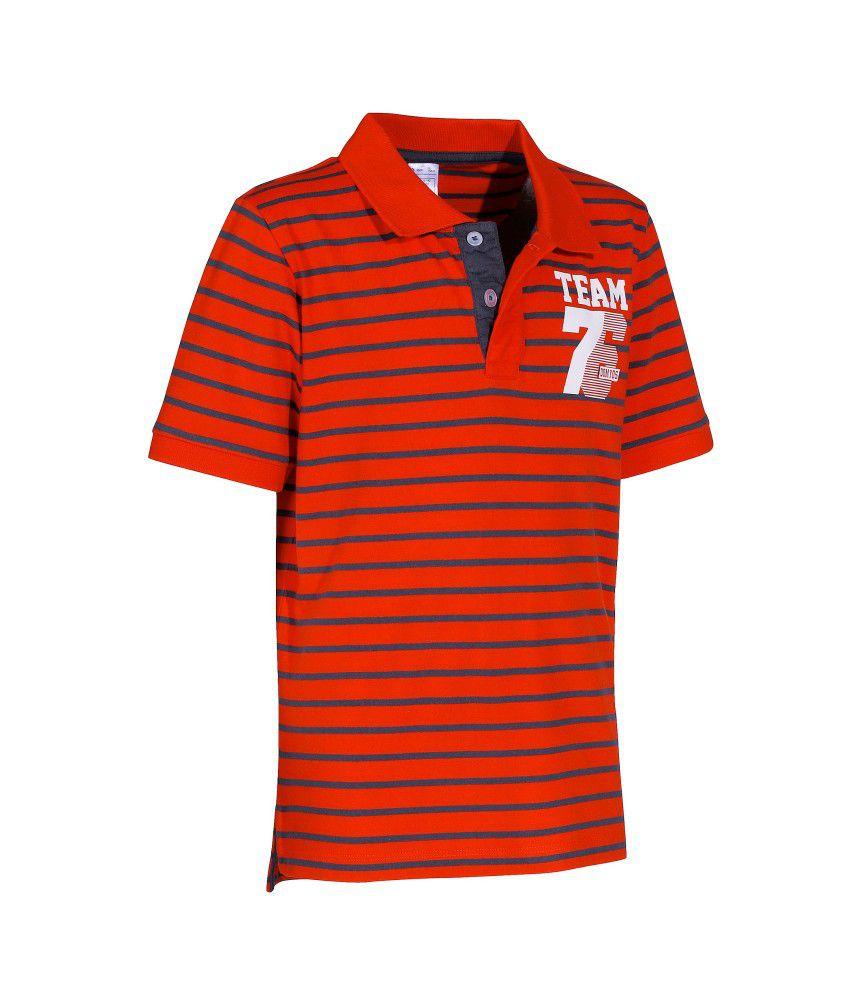 DOMYOS Comfort Polo Boys Fitness Short-Sleeved Polo Shirt By Decathlon
