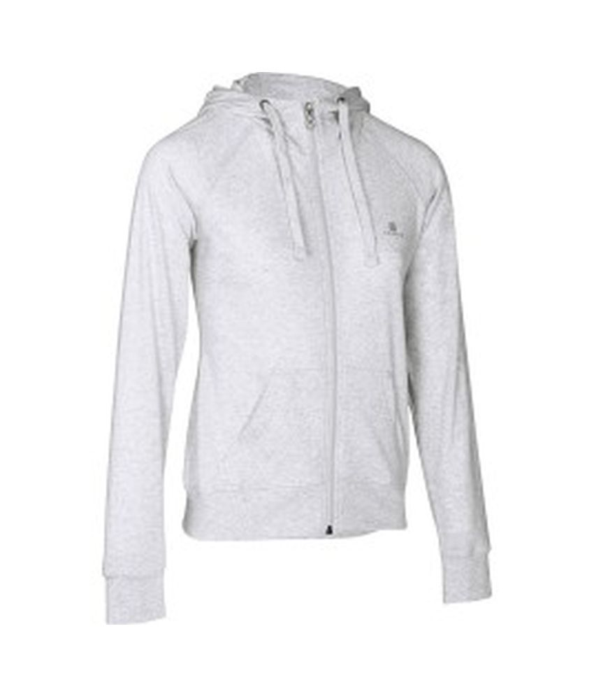 DOMYOS Comfort Women's Fitness Jacket By Decathlon