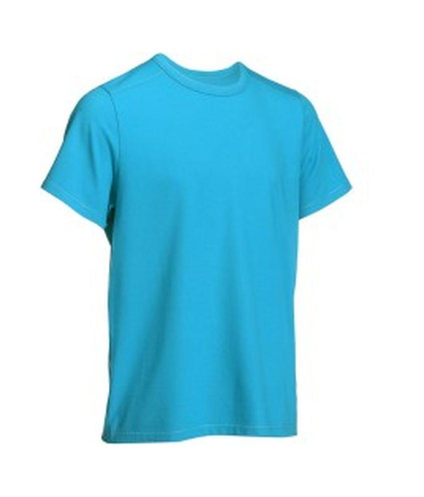 DOMYOS Regular Crew Men's Fitness T-Shirt By Decathlon
