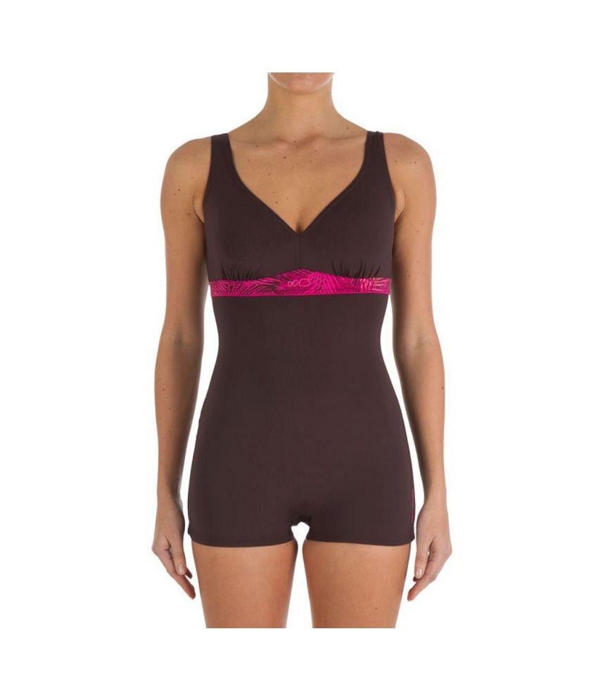 NABAIJI Kaipearl Shorty Women's Swimwear By Decathlon