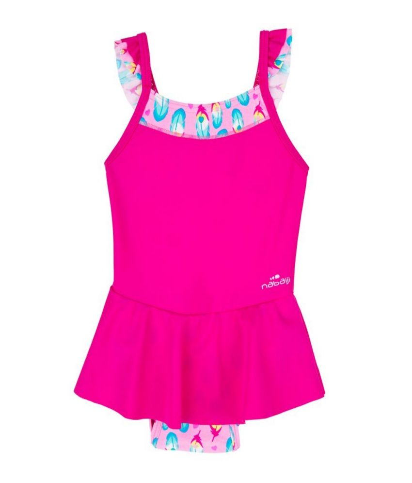 NABAIJI Mad Dress All Faz Kids Swimwear By Decathlon/ Swimming Costume