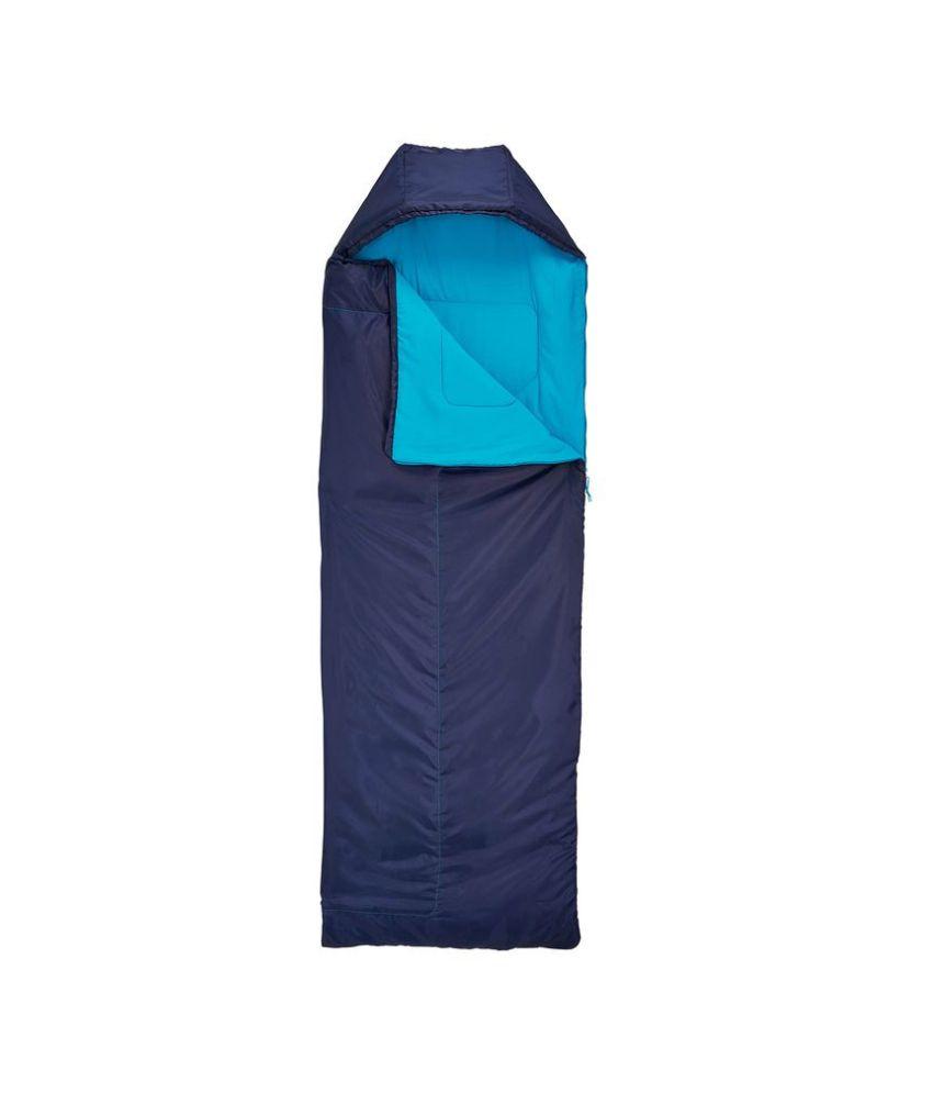 QUECHUA Forclaz 10 DegC Hiking Sleeping Bag By Decathlon ...