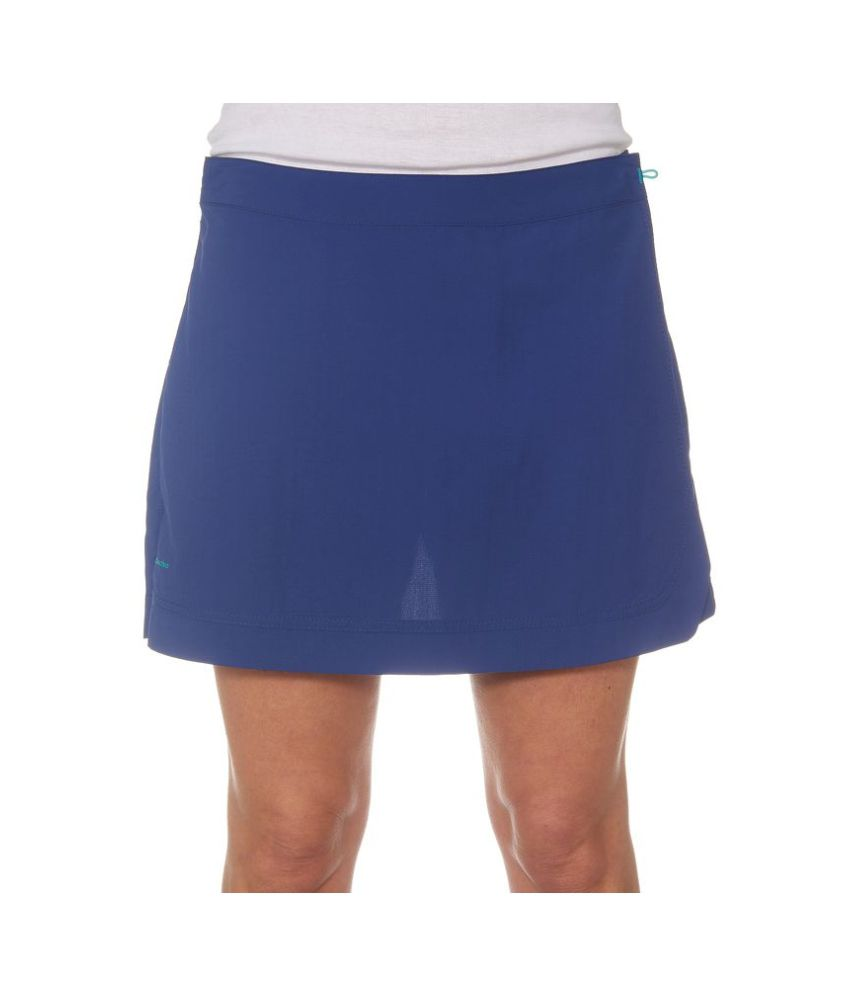 QUECHUA Forclaz 100 Women's Hiking Skirt By Decathlon