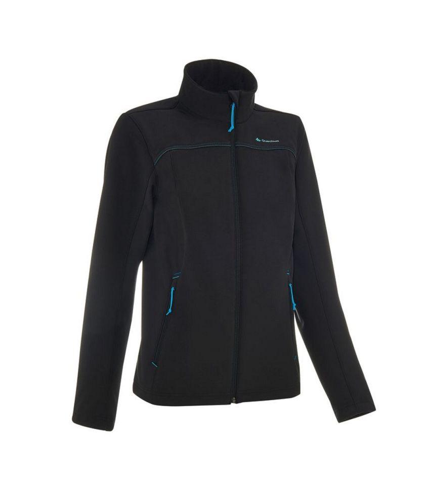 QUECHUA Forclaz 100 Women's Softshell Jacket By Decathlon