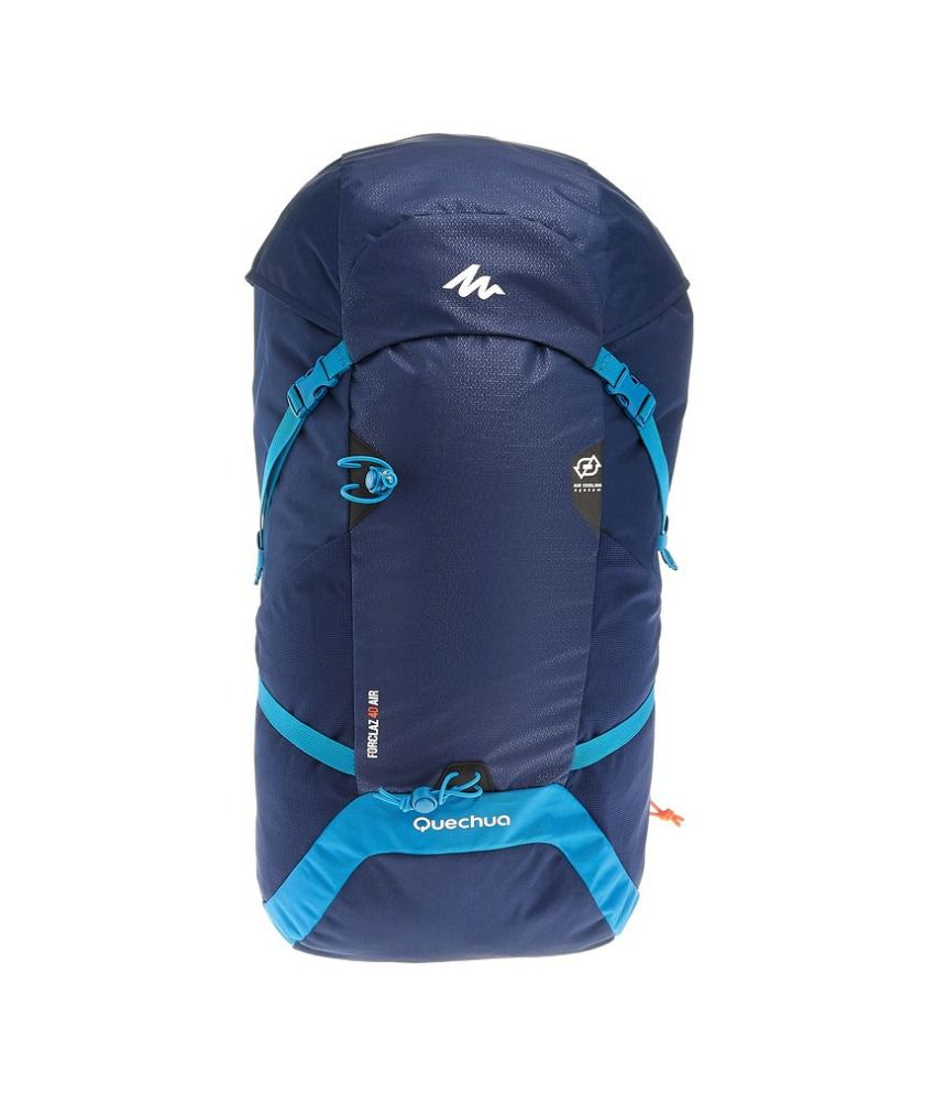 quechua forclaz 40 air 2 to 3 days hiking backpack by