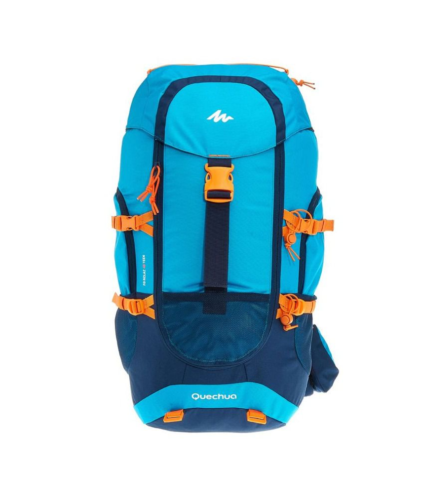 0d44effdbb5d QUECHUA Forclaz 40 Kids Hiking Backpack By Decathlon - Buy QUECHUA Forclaz  40 Kids Hiking Backpack By Decathlon Online at Low Price - Snapdeal