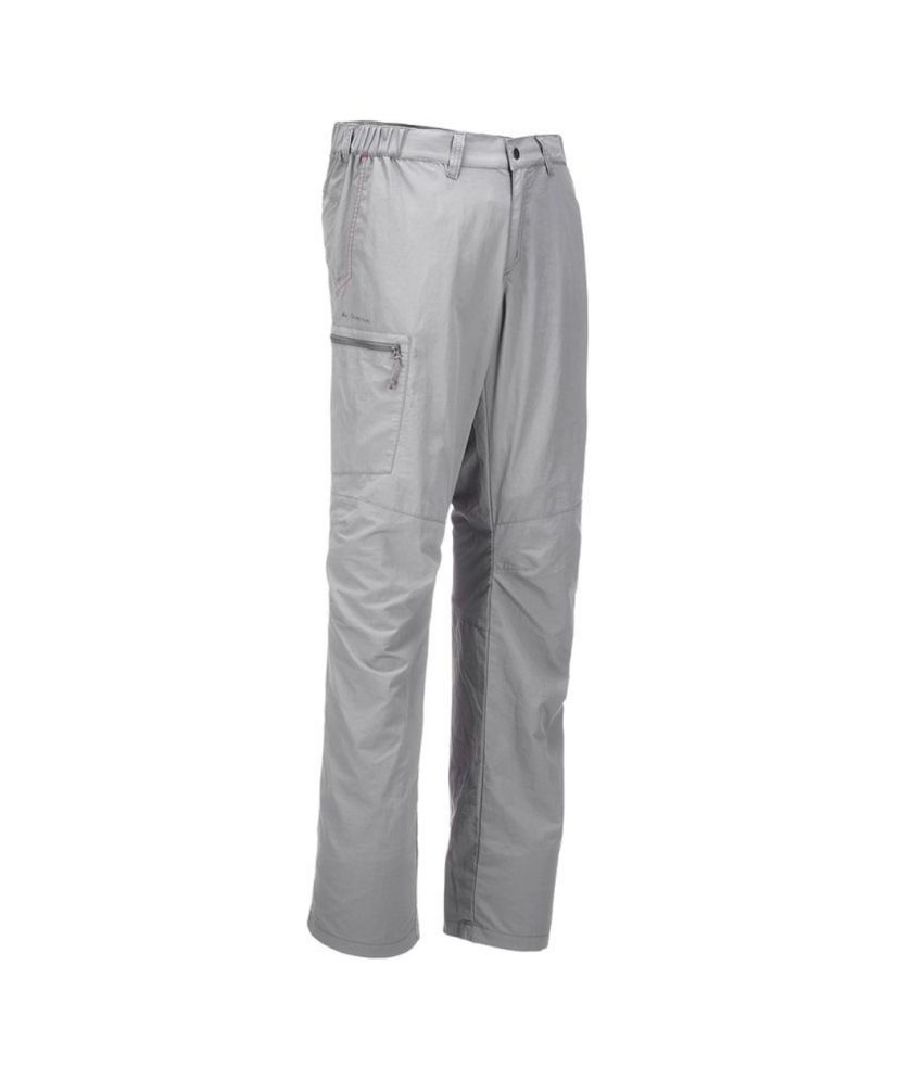 QUECHUA Forclaz 50 Men's Hiking Trousers By Decathlon
