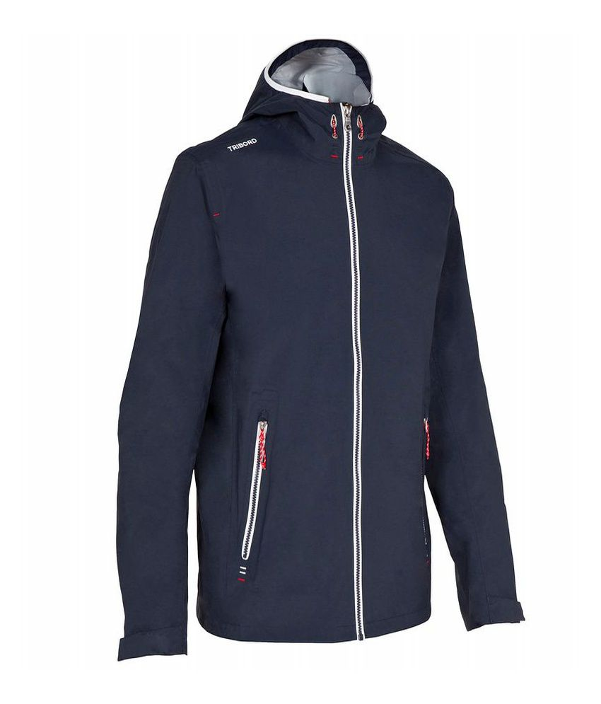 Tribord Raincostal Men Oilskin Jacket By Decathlon