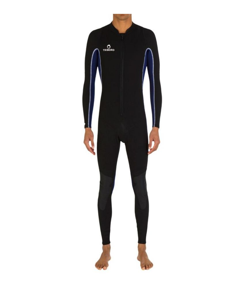 Tribord Subea D100 Men Wetsuit By Decathlon
