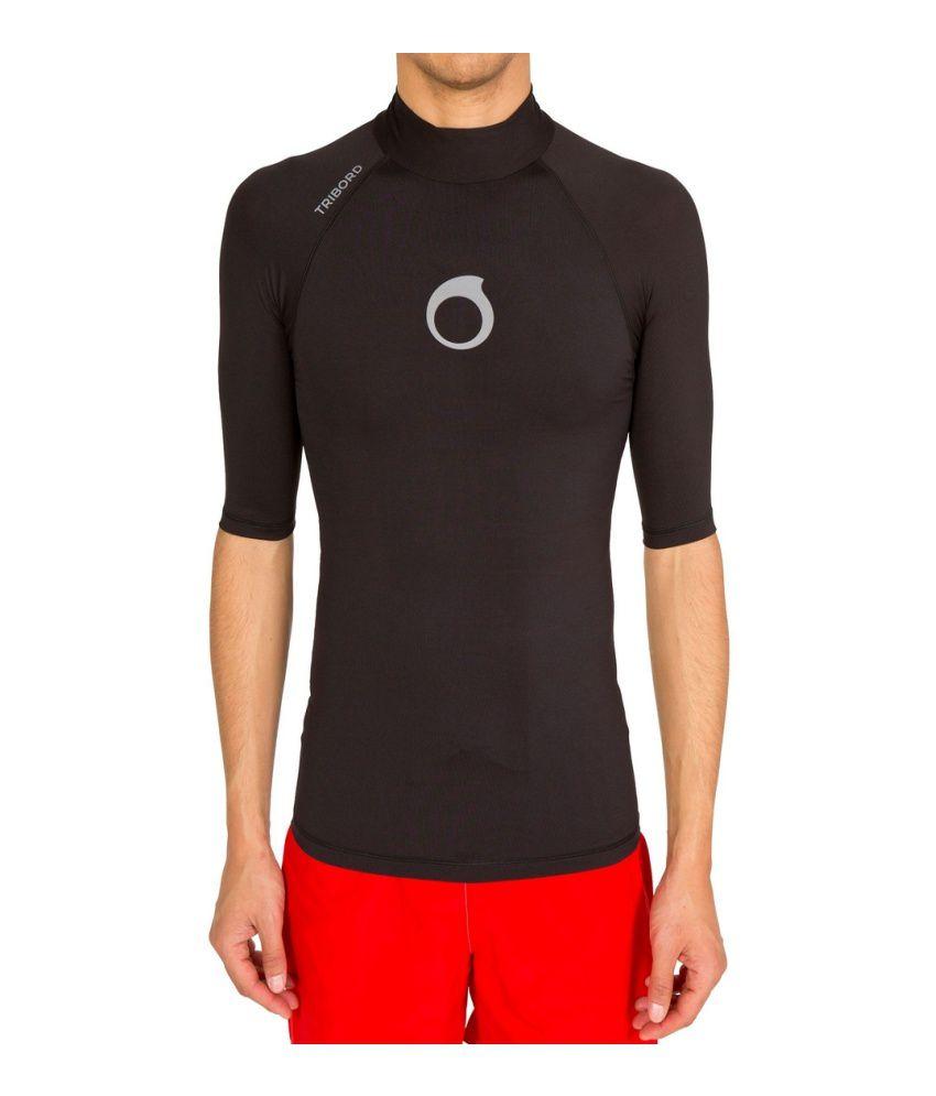 Tribord UV 100 Adult Rash Vest By Decathlon