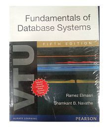FUNDAMENTALS OF DATABASE SYSTEMS Paperback (English) 2011