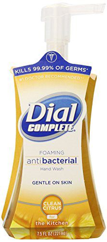 Dial Imported DPR06001 Dial Foaming Hand Wash