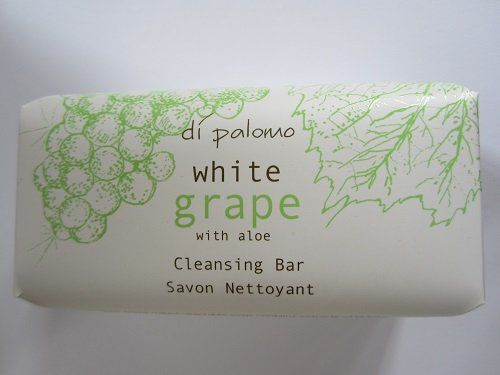 Di Palomo Imported White Grape & Aloe by Di Palomo Soap 9.7 oz