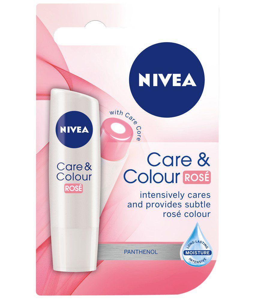 nivea care and roses