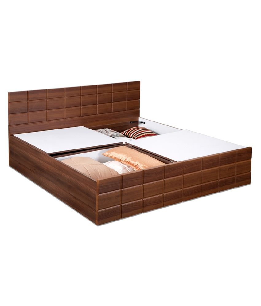 0708eec1b Debono Cadbury Queen Size Storage Bed - Buy Debono Cadbury Queen ...