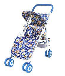 Janda Multicolour Luxor Square Stroller Cum Pram