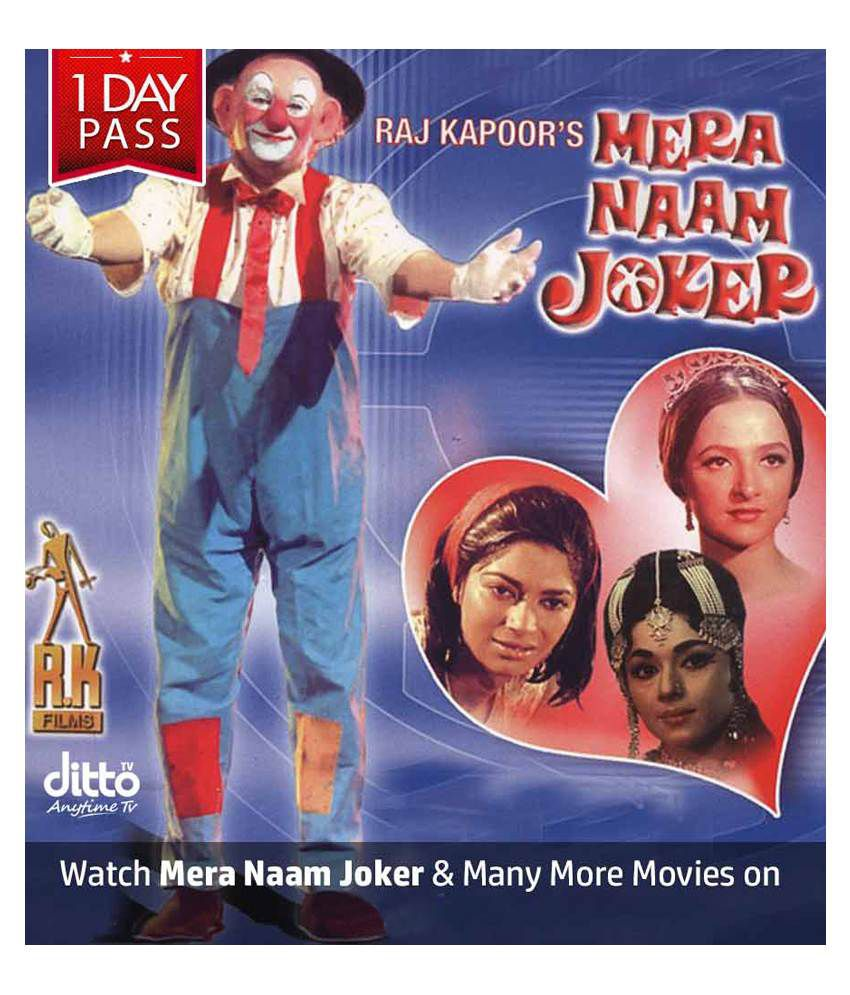 buy mera naam joker 1000 movies on tappp 1 day subscription online on snapdeal