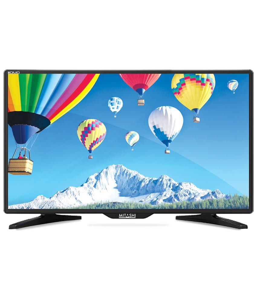 Mitashi MiDE039v10 99 cm (39) HD Ready LED Television