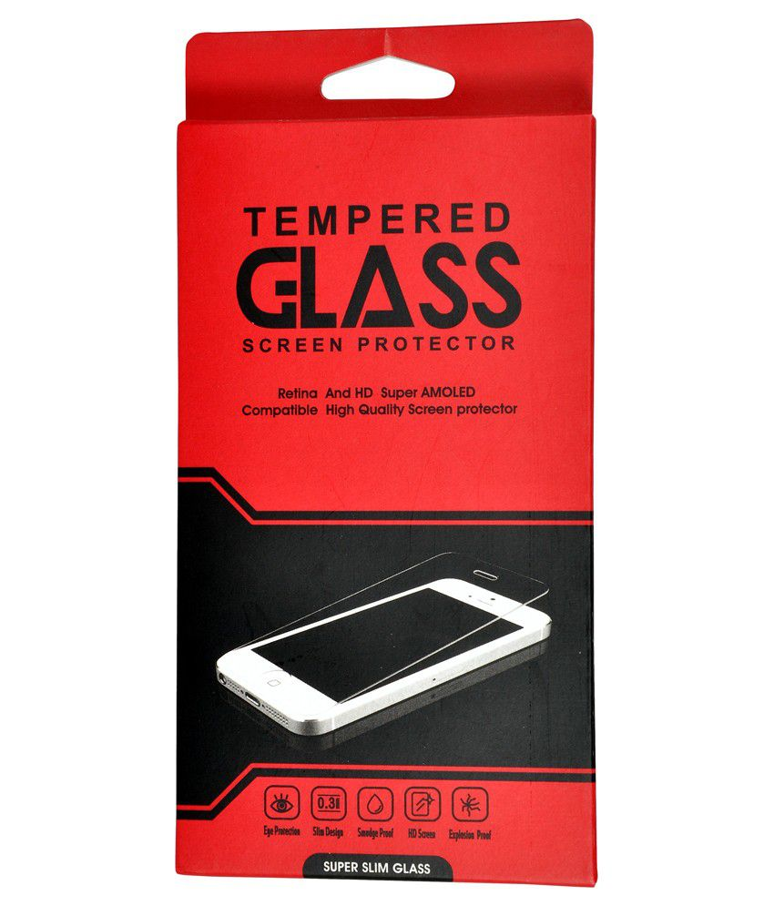 Micromax A Tempered Glass  Screen Guard by Pt Mobiles