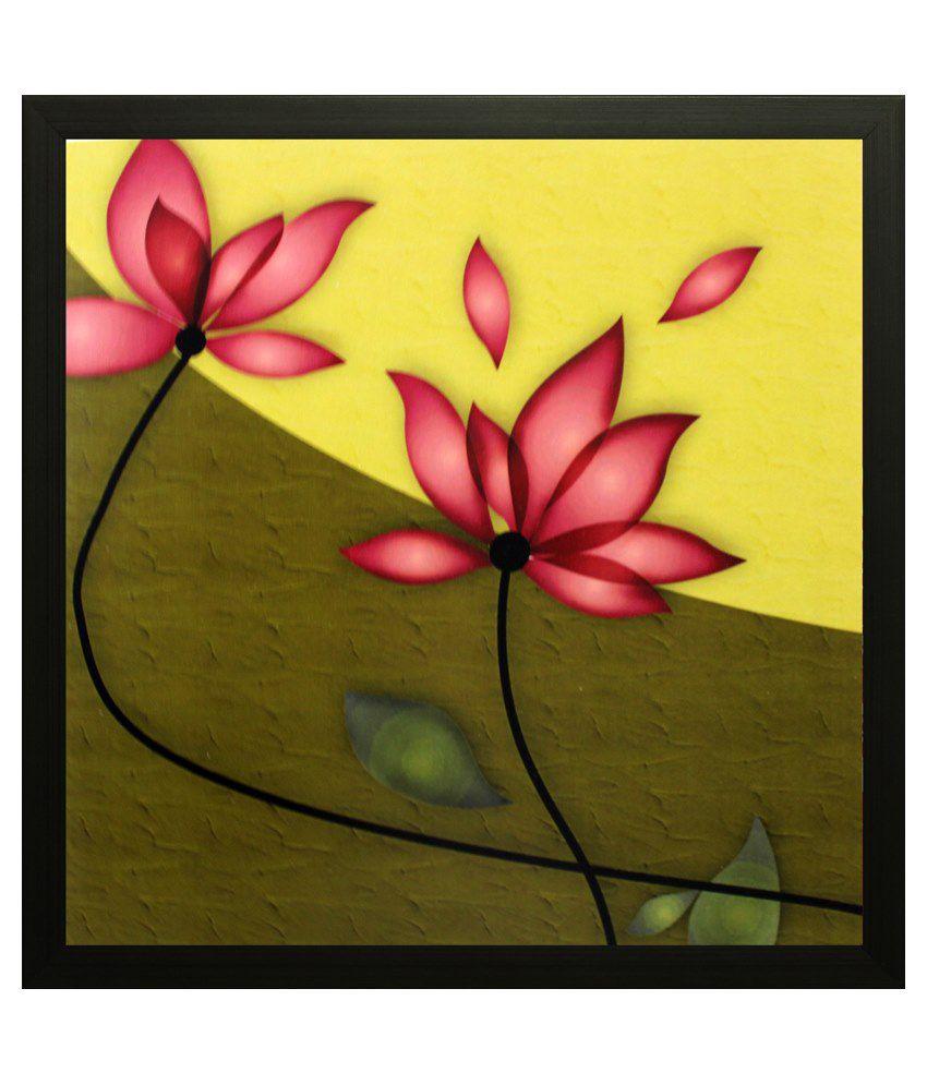 SAF Wooden UV Printed Photo Frame