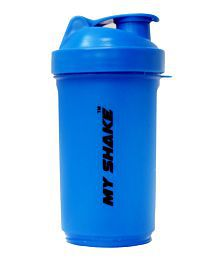 MyShake Blue Smart Shaker Bottle- 400ml