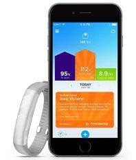 Jawbone UP2 Grey Fitness Tracker