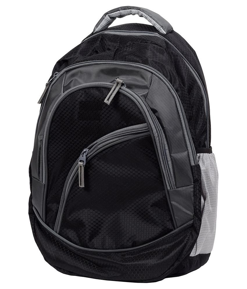 FIPPLE Black Polyester Laptop Bag For Dell Laptops