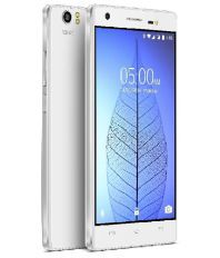 Lava V2 16GB Icy White