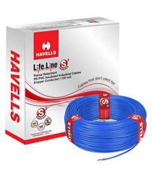 Havells PVC Insulated Core Cable - 2.5MM (Pack Of 2)