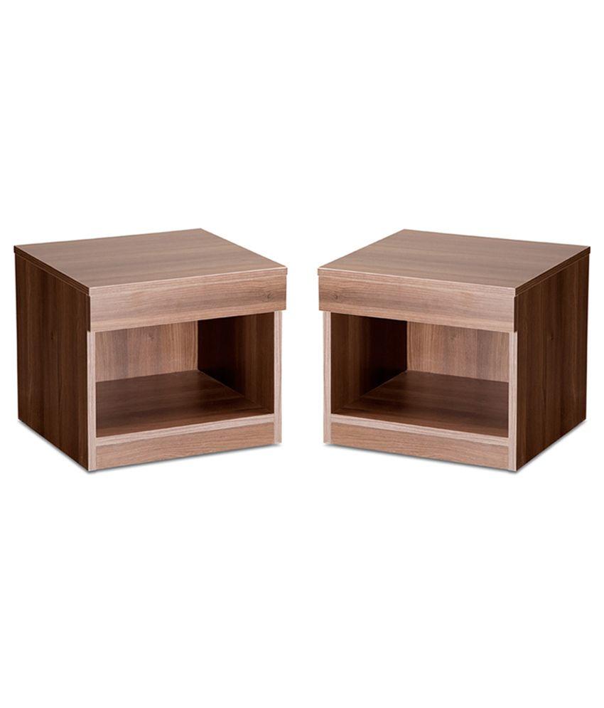 Debono C Bedside Table- Set of 2
