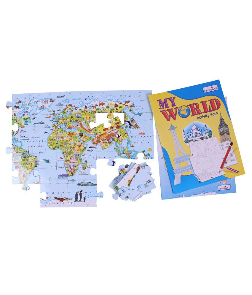 Creatives My World Educational Game