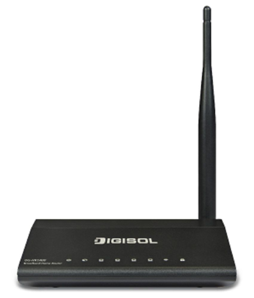 Digisol DG-HR1400 Wireless Broadband Home Router