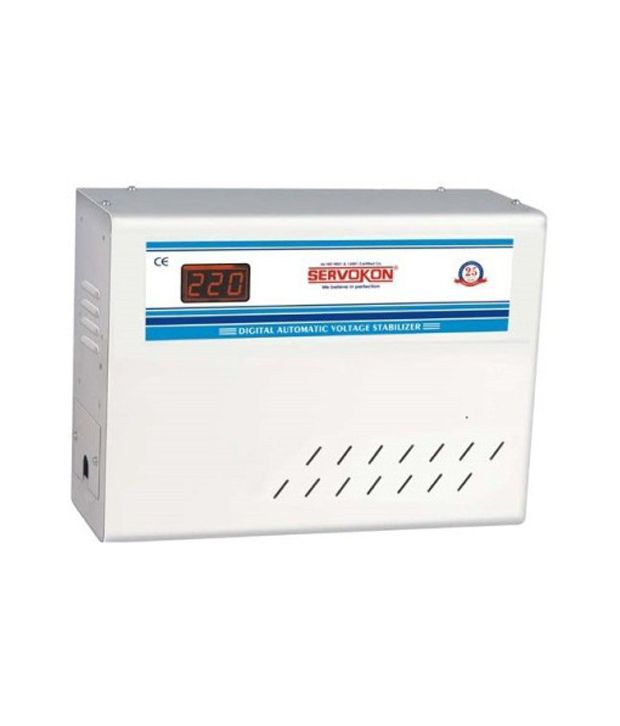 Servokon-SS590-Voltage-Stabilizer