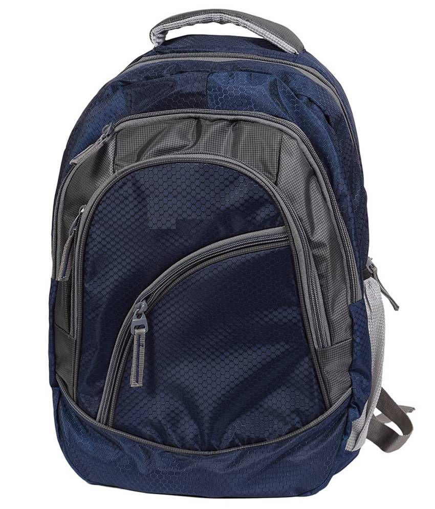 FIPPLE Blue Canvas Laptop Bag For Asus Laptops