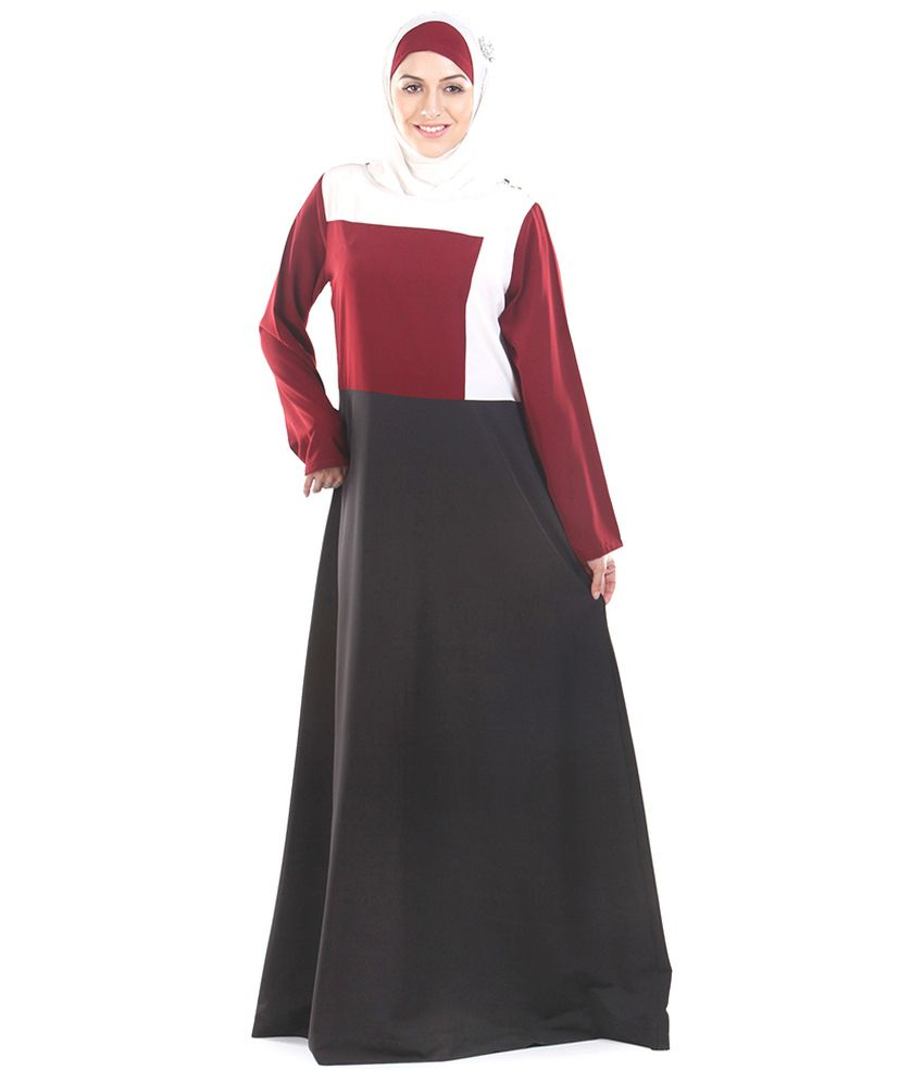 Momin Libas Multi Color Kashibo Stitched Abaya-Burqas without Hijab